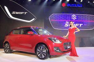 Suzuki Swift 2018 nhập khẩu ra mắt thị trường Việt Nam, giá 549 triệu đồng