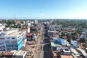 Đồng Xoài chính thức trở thành thành phố trực thuộc tỉnh Bình Phước