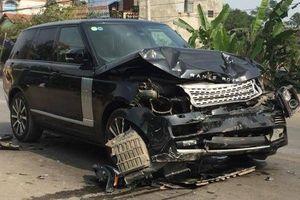 Vụ nữ hiệu trưởng bị xe Range Rover tông: Hiện trường đối diện nhà