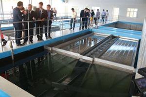 Khánh thành, đưa vào vận hành Nhà máy nước sạch BOO Phú Ninh