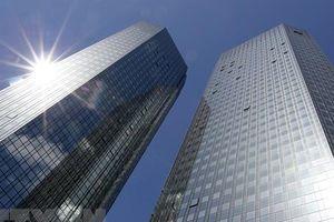 Deutsche Bank bị lục soát do nghi rửa tiền