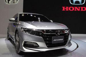 Sedan Honda Accord 2019 ra mắt thị trường Đông Nam Á