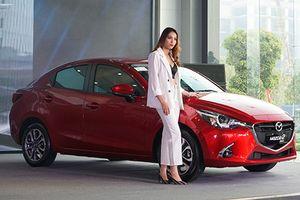 Cận cảnh Mazda2 mới giá từ 509 triệu đồng tại Việt Nam