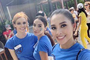 Tiểu Vy tiếp tục trắng tay, Mỹ, Nhật, Pháp vào thẳng chung kết Miss World 2018