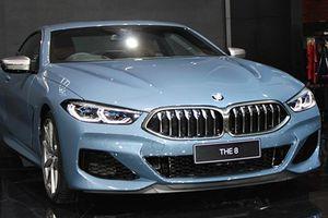 'Soi' BMW 8-Series Coupe 2019 mới giá 9,2 tỷ đồng