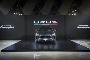 Lamborghini Urus ra mắt tại Thái Lan, rẻ hơn Việt Nam 10 tỷ