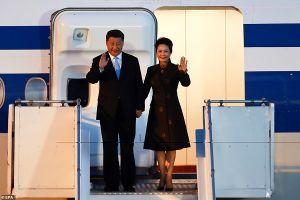 Những nhà lãnh đạo quyền lực nhất thế giới cùng phu nhân đến dự hội nghị G20
