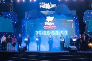 Khai mạc Ngày mua sắm trực tuyến Online Friday 2018
