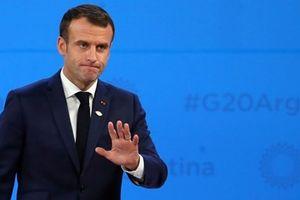Tổng thống Pháp: Cần có các điều tra viên quốc tế trong vụ nhà báo Khashoggi