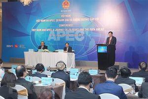 20 năm APEC - cầu nối Việt Nam với thế giới