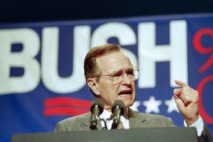 5 điều có thể bạn chưa biết về cố Tổng thống George H.W. Bush