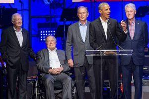Chính giới Mỹ thương tiếc cố Tổng thống George H.W. Bush