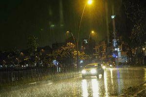 Bắc Bộ lạnh về đêm, Nam Bộ đêm có mưa rào và dông