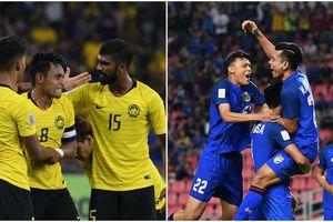 Bán kết AFF Cup 2018: Malaysia đối đầu Thái Lan