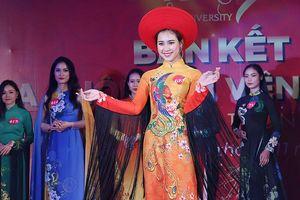 Nhan sắc 15 nữ sinh miền Trung đẹp nhất Hoa khôi Sinh viên Việt Nam