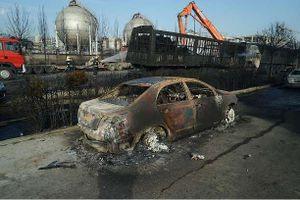 Báo động tình trạng cháy nổ tại các nhà máy hóa chất Trung Quốc