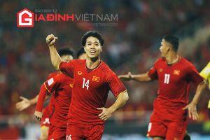 Việt Nam cách biệt đối thủ Philippine trên bảng xếp hạng FIFA tháng 11/2018