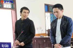 Hai cựu sinh viên ngoại quốc nhận 14 năm tù vì buôn ma túy