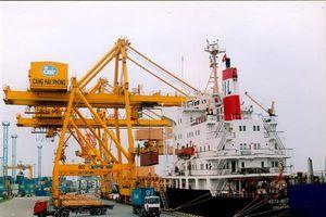 Từ 1/1/2019, giá dịch vụ tại cảng biển sẽ tăng 10%