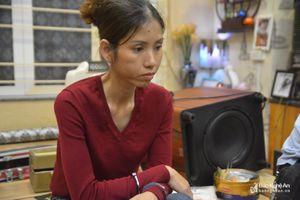 'Nữ quái' nhiễm HIV chuyên mua ma túy từ Lào về Nghệ An