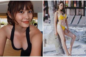 Đọ sắc những cô con gái là mỹ nhân sở hữu mặt đẹp như hoa hậu, body nóng bóng không kém người mẫu của sao Việt