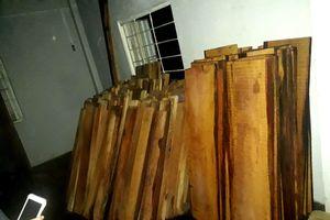 Quảng Nam: Phát hiện gỗ lậu trong kho Nhà máy thủy điện Sông Tranh 3