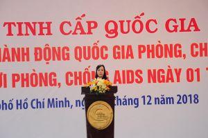 Bộ trưởng Y tế kêu gọi người dân tiếp cận dịch vụ dự phòng HIV