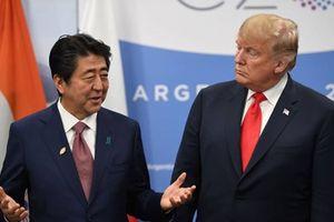 Lãnh đạo Mỹ và Nhật Bản thảo luận về Triều Tiên bên lề Hội nghị G20