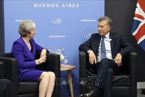 Cuộc gặp thượng đỉnh lịch sử giữa Anh và Argentina: Giải quyết vấn đề chủ quyền quần đảo Malvinas