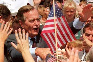 Cuộc đời và sự nghiệp của cố Tổng thống Mỹ George H.W. Bush qua ảnh