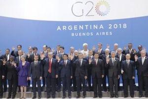 Hội nghị thượng đỉnh G20 khai mạc giữa những căng thẳng và 'chia rẽ'