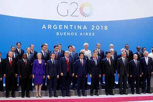 Những khoảnh khắc 'dở khóc dở cười' của các nhà lãnh đạo G20