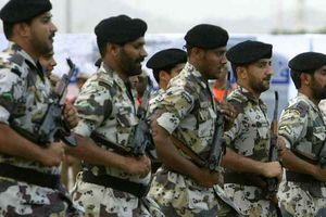 Thủ đô Ả Rập Saudi tràn ngập binh lính vì lo đảo chính