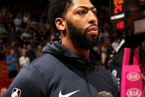 Mặc cho Anthony Davis nỗ lực ghi điểm, New Orleans Pelicans vẫn gục ngã trước Miami Heat