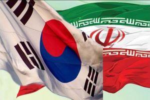 Iran và Hàn Quốc hoàn tất thỏa thuận đổi dầu lấy hàng hóa