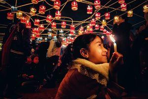 Đến Myanmar để cùng hòa mình vào sắc màu lung linh của đêm hội khinh khí cầu Taunggyi