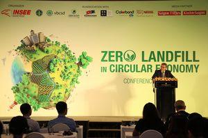 Hội nghị 'Không chôn lấp chất thải trong nền kinh tế tuần hoàn'