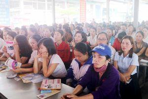 Thanh Hóa: Tổ chức ngày hội tư vấn cho người lao động