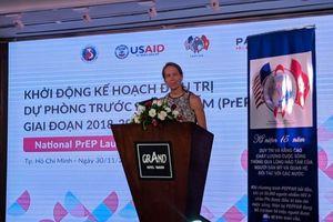 Việt Nam khởi động chương trình quốc gia về dự phòng trước phơi nhiễm HIV (PrEP)