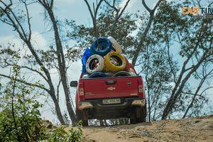 Chevrolet vượt núi, mang 'đông ấm' đến với trẻ em vùng cao Sơn La