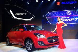 Suzuki Swift phiên bản 2018 thế hệ mới đã chính thức chào bán tại Việt Nam