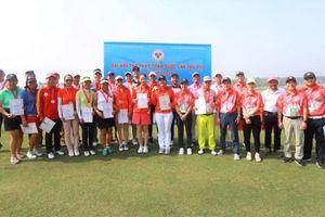 Giành 4 HCV, tuyển golf Hà Nội toàn thắng tại ĐH Thể thao toàn quốc