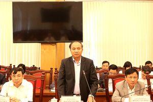 Kiểm tra việc thực hiện 'Năm dân vận chính quyền' 2018 tại tỉnh Vĩnh Phúc