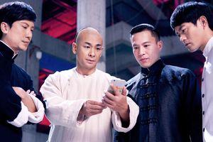Tinh hoa võ thuật Trung Hoa hội tụ trong 'Huyền thoại Kung fu'