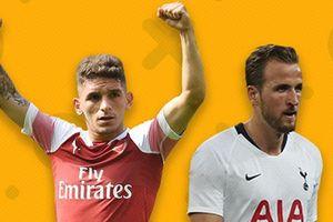 Đội hình kết hợp trong mơ giữa Arsenal và Tottenham