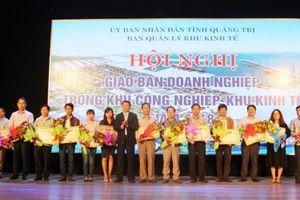 Quảng Trị: Gặp gỡ doanh nghiệp trong KCN, KKT năm 2018
