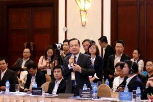 CEO Phạm Đức Long: 'VNPT luôn chào đón các startup'