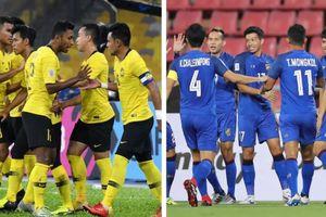 Trực tiếp bán kết AFF Cup 2018: Malaysia 0-0 Thái Lan