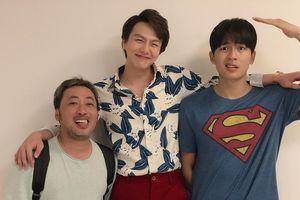 Quán quân 'Gương mặt thân quen' Duy Khánh úp mở hợp tác cùng đạo diễn Nguyễn Quang Dũng