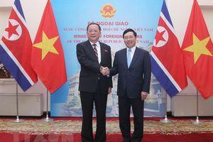 Việt Nam sẵn sàng chia sẻ với Triều Tiên những kinh nghiệm xây dựng và phát triển kinh tế - xã hội